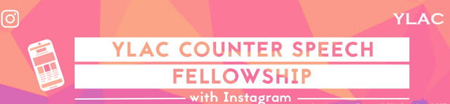 Counter Speech Fellowship by YLAC & Instagram for School Students