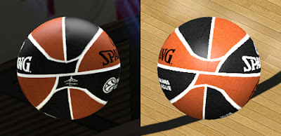 Official Turkish Airlines Euroleague Spalding Ball