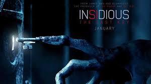 Insidious 4 The Last key