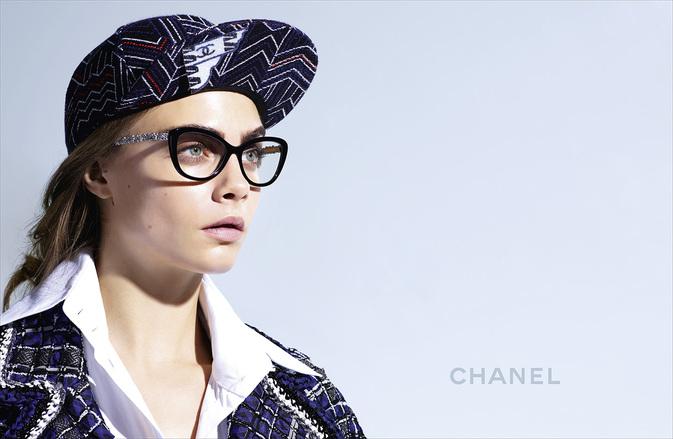 Cara-Delevingne-chanel-eyewear-printemps-ete-2016, Cara-Delevingne-chanel-eyewear-spring-summer-2016, Cara-Delevingne-chanel-eyewear, Cara-Delevingne-chanel-karl-lagerfeld, lunettes-chanel, lunettes-karl-lagerfeld-chanel, Cara-Delevingne-chanel, lunettes-été-2016, dudessinauxpodiums, du-dessin-aux-podiums, Chanel-Spring-Summer-2016-Eyewear, accessories-chanel, spring-summer-2016-eyewear-campaign