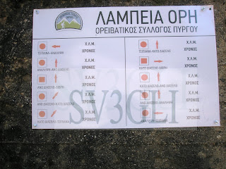 ΛΑΜΠΕΙΑ ΟΡΗ 1794m.
