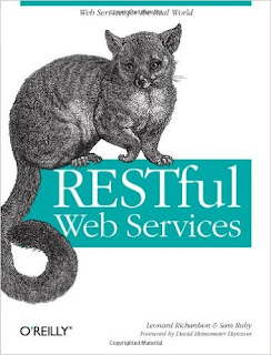 Java RESTful Web Services book for experienced