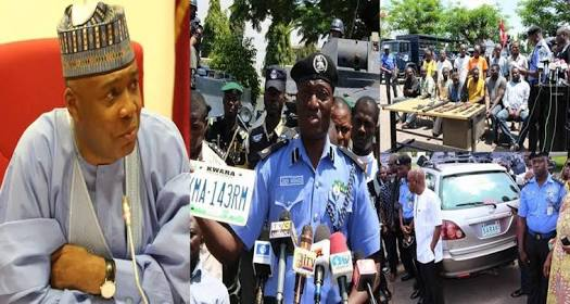 Saraki Replies Police; Explains Links With Offa Robbery Suspects