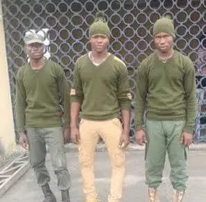 kidnappers imo state military uniform
