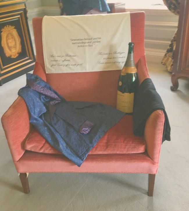 chair-with-huge-bottle-of-bollinger-and-smoking-jacket