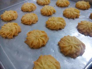 Resepi Biskut Butter Cookies Mudah