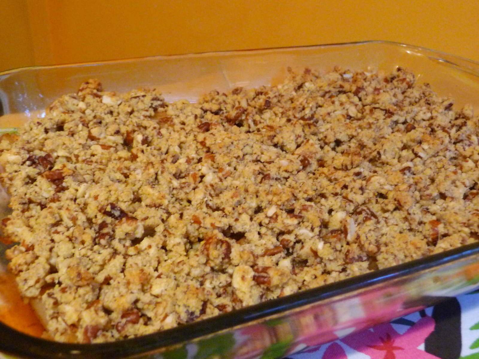 Low Carb Apple Cake Recipes: SPLENDID LOW-CARBING BY JENNIFER ELOFF: LOW-CARB APPLE CRUMBLE