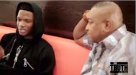Wizkid Finally Addresses Beef with Davido