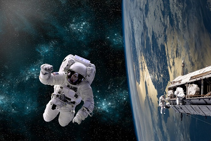 Ternyata Ini yang Dimakan Para Astronot di Luar Angkasa