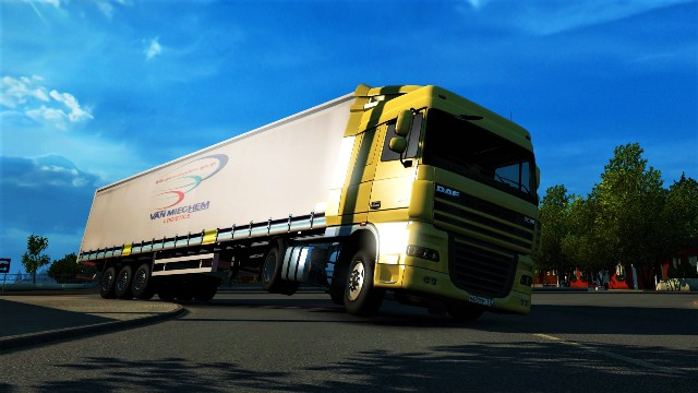 Download Euro Truck Simulator 2 PC Games