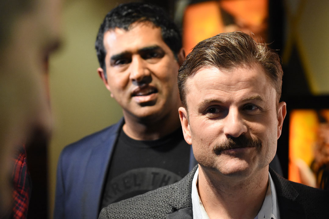 Jay Chandrasekhar and Steve Lemme