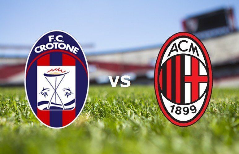 Rojadirecta Crotone-Milan Diretta Streaming Gratis