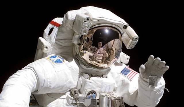 DENNIS PRAGER: Even Astronauts Fear The Left