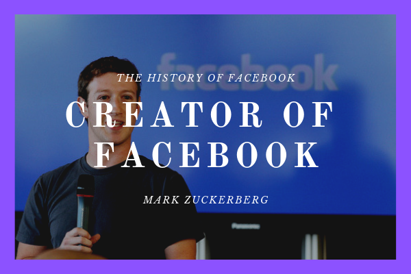 Who Is Maker Of Facebook<br/>