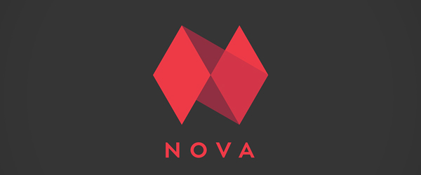 Inspirasi Desain Branding Identity - NOVA Branding