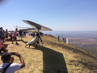 Hang Gliding Worlds: Day 2
