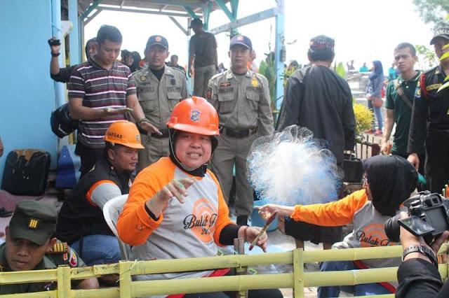 Surabaya Resmikan Bulak Sebagai Destinasi Wisata Baru