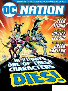 Cómics: DC Comics anuncia una próxima muerte