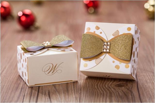 süslü hediye kutuları
