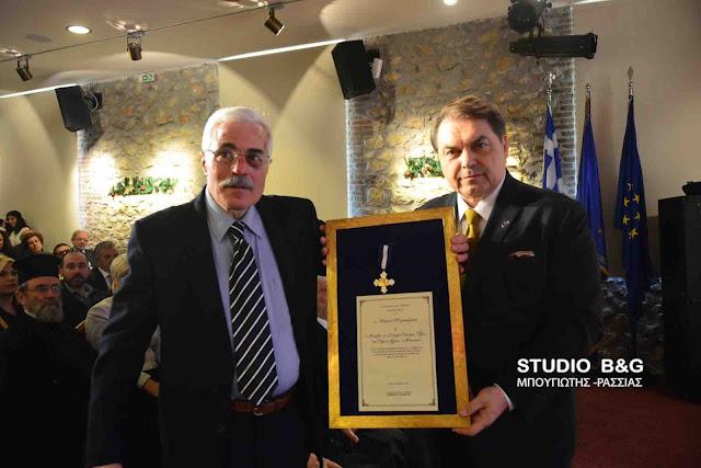 Αυτούς τίμησε με Μετάλλια και Τιμητικές διακρίσεις ο Δήμος Άργους Μυκηνων