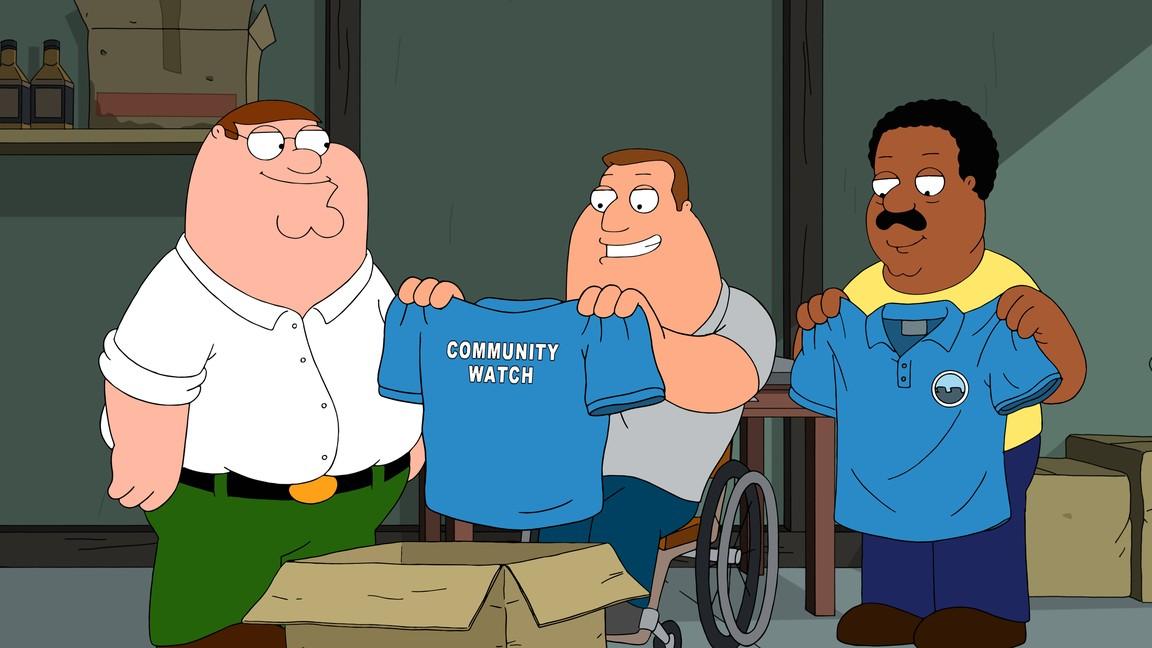 Family Guy - Season 14 Episode 09: A Shot in the Dark