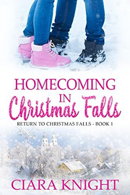 Heidi Reads... Homecoming in Christmas Falls by Ciara Knight