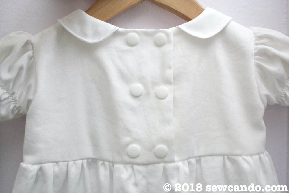 Sew Can Do: Making a baptism gown for under $15 - REALLY!