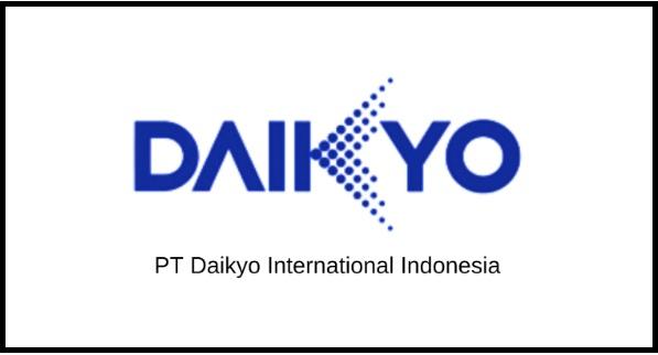 Lowongan Kerja Bagian Operator Produksi PT Daikyo International Indonesia Jababeka (Lulusan SMA/SMK/Setara)
