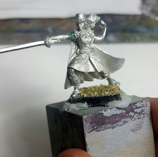 Swordmaster of Lusia - Avatars of War, basing