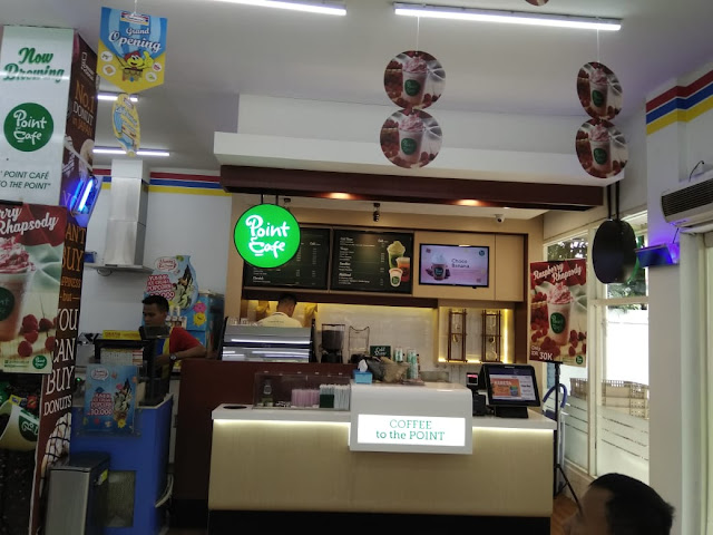 Point Cafe Indomaret