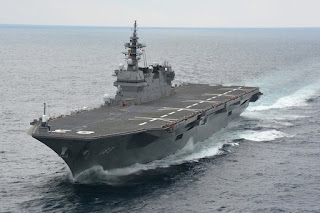 Kapal Perang JDS Izumo (DDH-183)