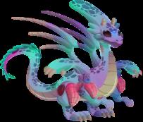 Dragon City Uzaylı Ejderha