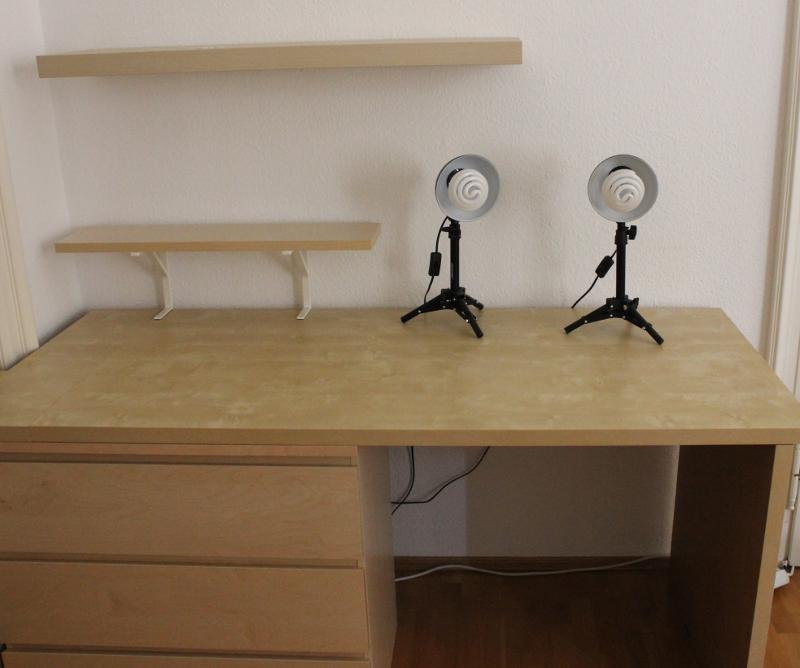mein schminktisch. Black Bedroom Furniture Sets. Home Design Ideas