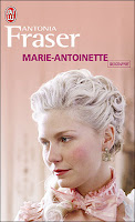 Couverture Marie-Antoinette Antonia Fraser