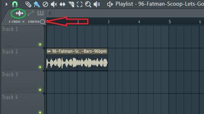 cara gampang menyamakan tempo vokal dengan beat di Fl studio