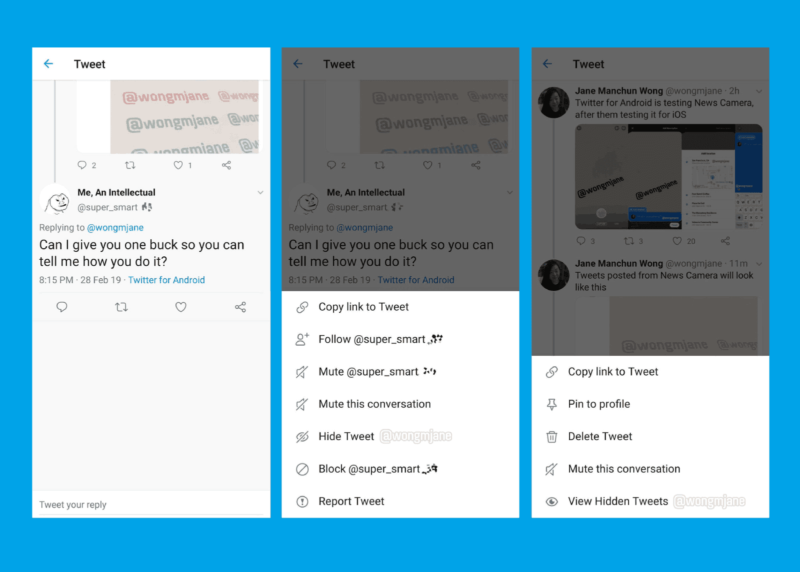 Twitter Is Testing a New Feature Which Would Enable Users to Hide Selected Tweet Replies