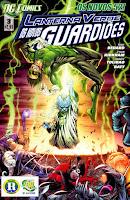 Os Novos 52! Lanterna Verde - Os Novos Guardiões #3