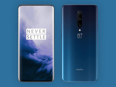OnePlus 7 Pro May Come With a 'Curved Display' and 'Nebula Blue' Color Variant