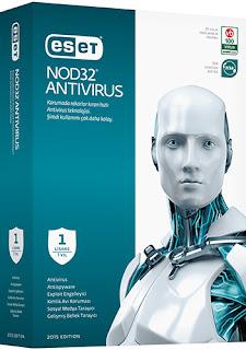 Eset Nod32 + Eset Smart Security 2017 key etkinleştirme