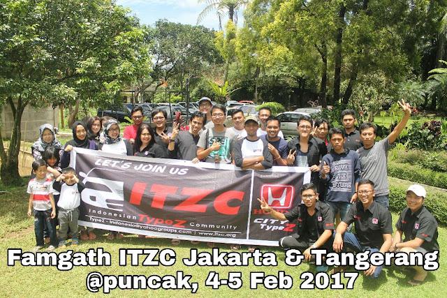 Acara penutupan ITZC family gathering 2017