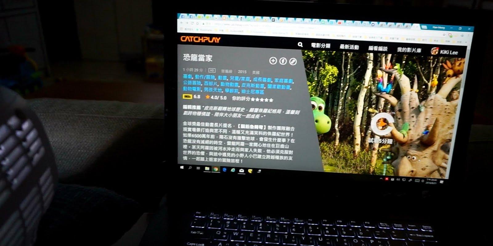 BenQ4KHDR_dj%25E7%2590%25A6%25E7%2590%25A6_wwwhostkikicom_catchplay.jpg-戀家人時光,創造另一種浪漫  |BenQ 4K HDR 投影機