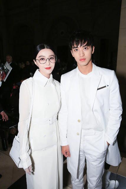 Fan Bing Bing Timmy Xu Weizhou