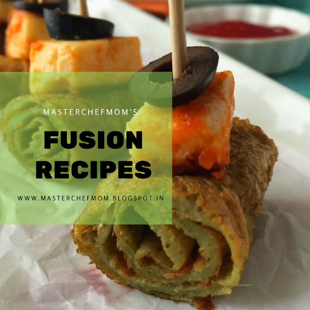 Masterchefmom's Fusion Recipe Collection