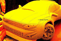 Otomobil tasarımında amatör çizgiler