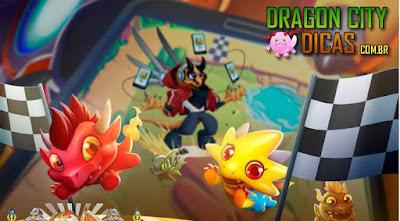 Corrida do Dragão Pontuação Nobre - Revelada!