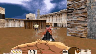 Videojuego Outlaws - Forajidos