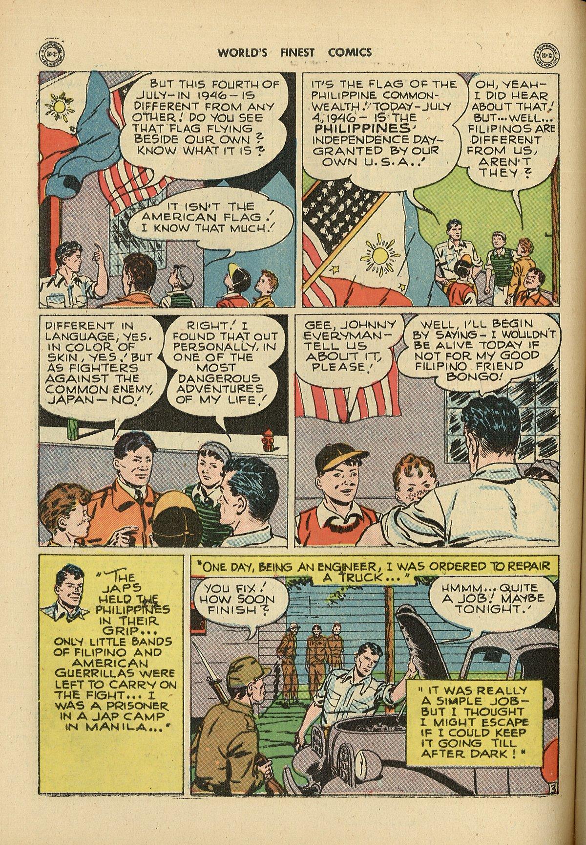 Read online World's Finest Comics comic -  Issue #26 - 42