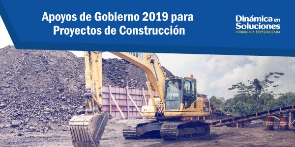 Productos para construcción y gobierno