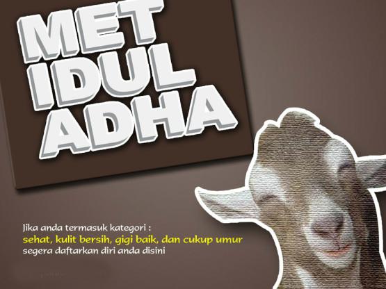 Ucapan Hari Idul Adha Lucu