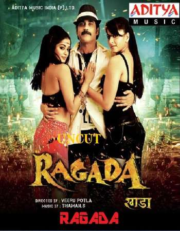 Ragada 2010 UNCUT Hindi Dual Audio BluRay Full Movie Download